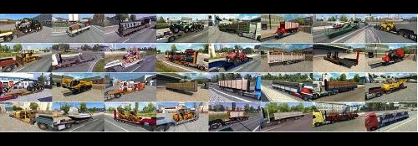 Addons for the Trailers and Cargo Pack v4.9.1 from Jazzycat 4.9.1
