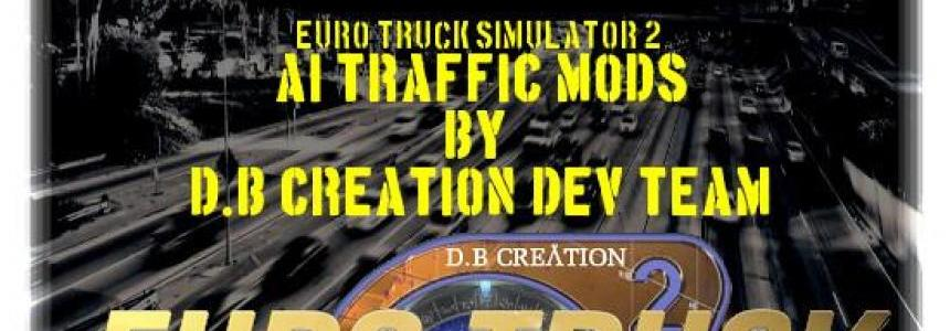 AI Traffic Mod BY [D.B CREATION DEV TEAM GERMANY] 1.27.x