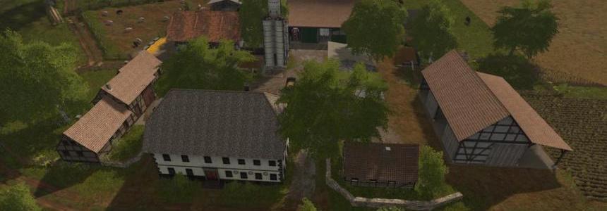 Altenstein Farming simulator 17 v1.1.0.0