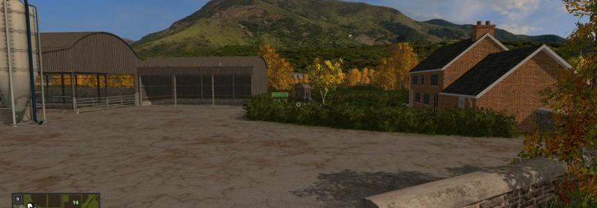 Autumn tree farm v1