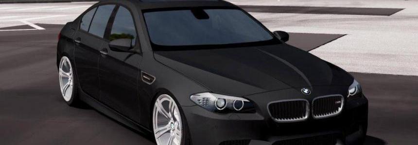 BMW M5 F10 v3