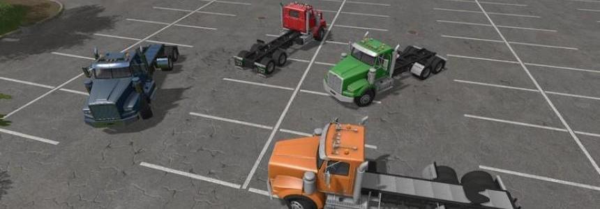 C.R.T - Twinstar Duo AR/Frame Truck v1.0