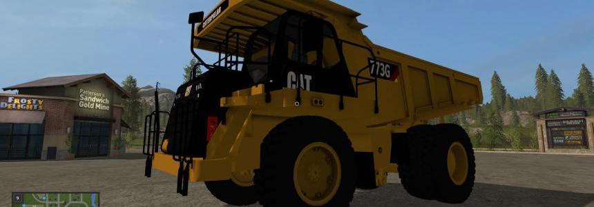 Cat 773G v1.1