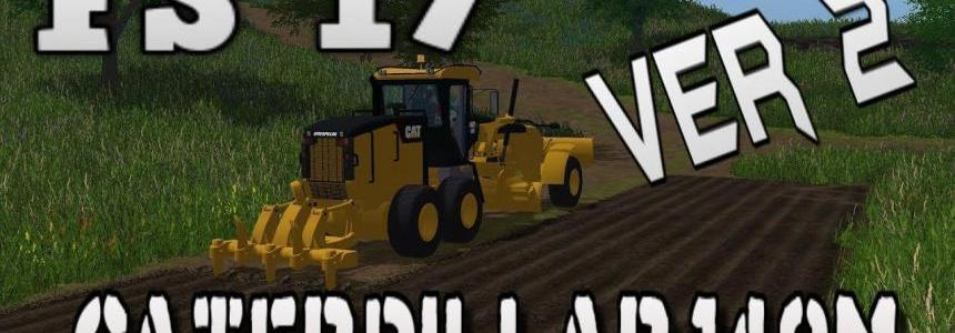 Caterpillar 140M Road Grader final