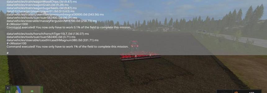 Cheat Mission v1.0