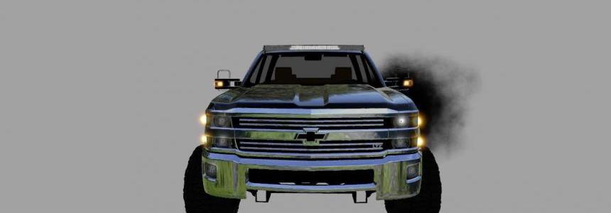 Chevy Silverado 2500HD v1.0