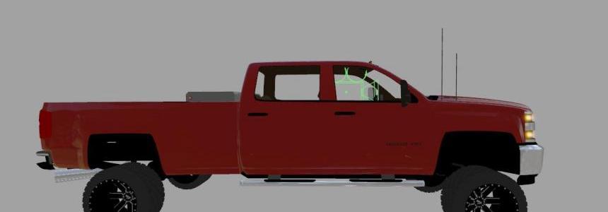 Chevy Silverado 3500HD Duramax v1.0
