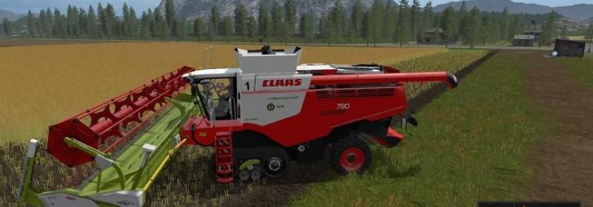 Claas Lexion Red v1.0