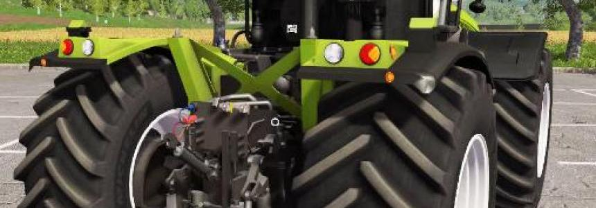 CLAAS Xerion 4000 v4.1