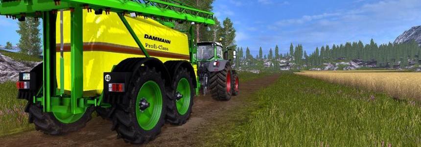 Dammann Profi Class 7500 v1.0