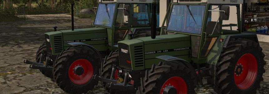 Fendt Farmer v1.0