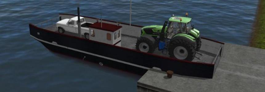 Ferry Farming simulator 17 v1.0