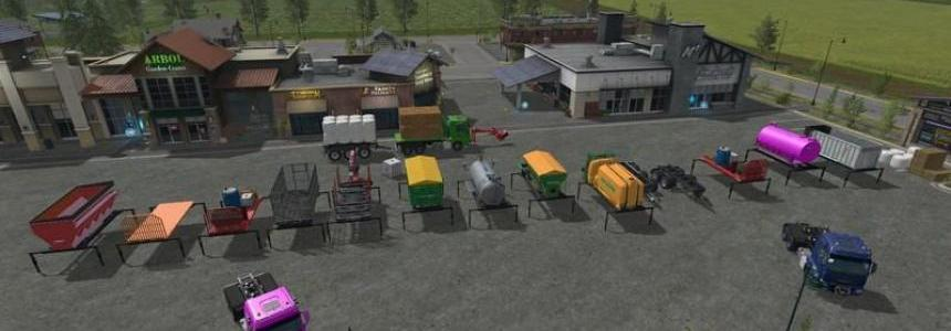 FS17 AR/Frame - Equipment Pack v1.1