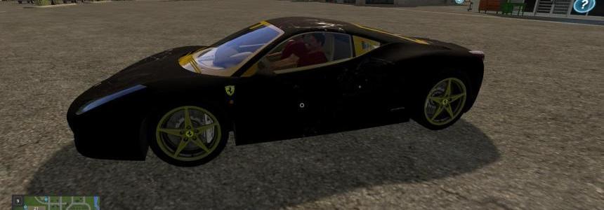 FS17 Ferrari 458 Italia v2.0