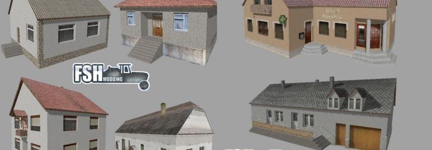 FS17 House pack v1