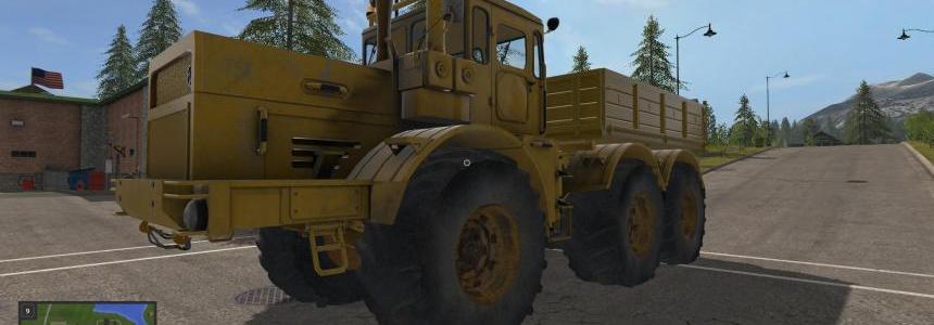 FS17 K-701 Kipper 6x6 v1.0