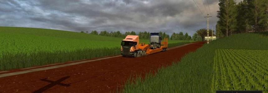 FS17 SCANIA R440 v1.0