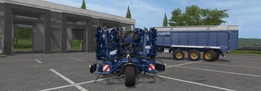 FS17 New Holland Forage Pack v6.0