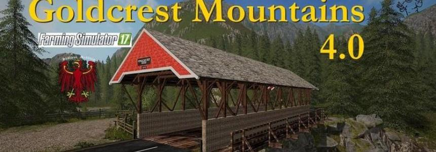 Goldcrest Mountains V4.0