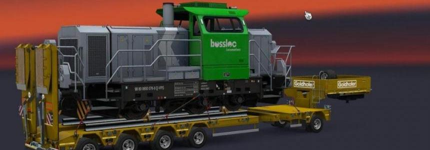 Goldhofer Heavy Cargo Pack