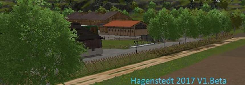 Hagenstedt 2017 v1.2 Beta