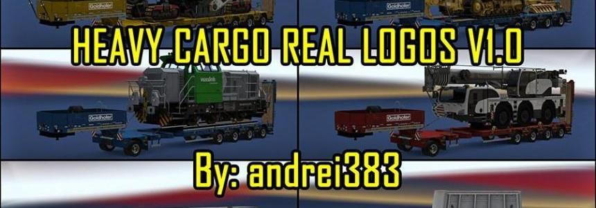 Heavy Cargo Real Logos v1.0