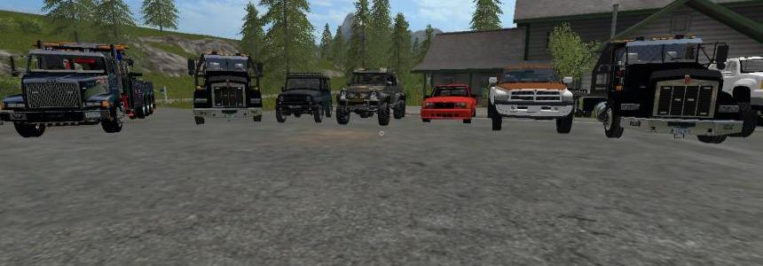 Heavy Towing and Repo mod pack v1.0.0