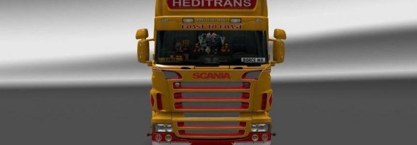 Hedi Trans Scania RJL Skin