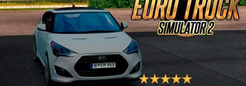 Hyundai Veloster v1.1