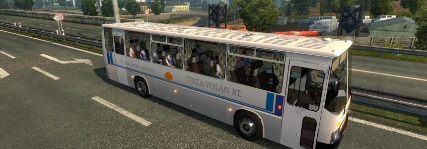 Ikarus 255 - 260 in traffic (+1.26-1.27 Region)