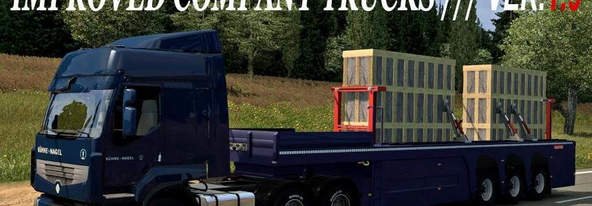 Improved company trucks v1.9