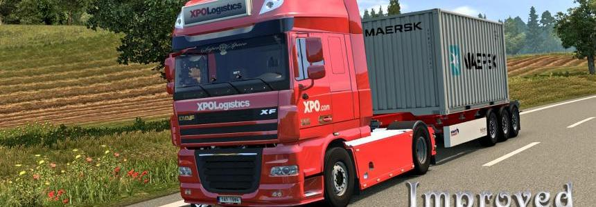 Improved DAF XF 105 v1.5