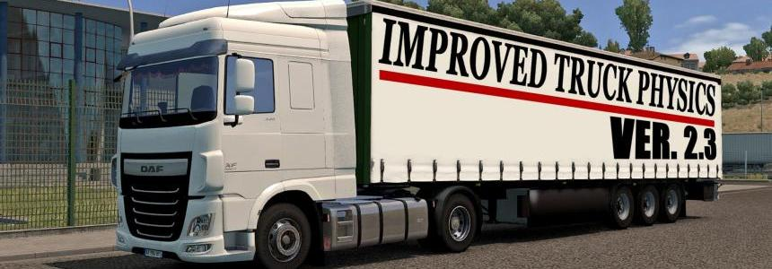 Improved truck physics v2.3.1
