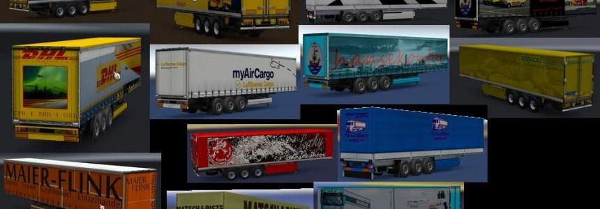 Infinitys Trailer and Cargo v1.0