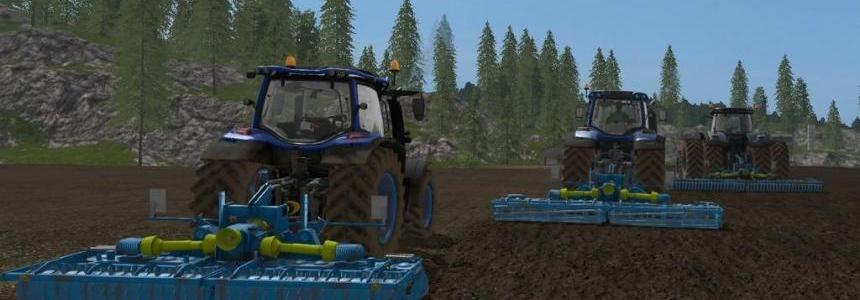 ITS Lemken Zirkon12 K-series v2.6.1.0