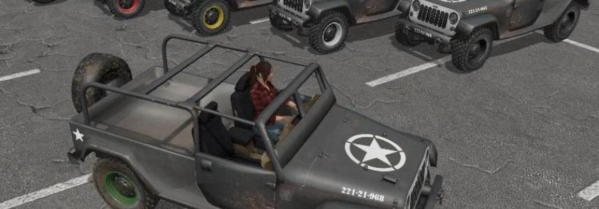 Jeep Wrangler 75th v1.0