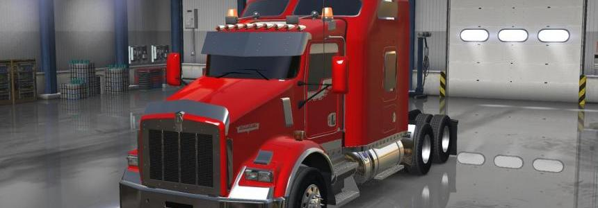 Kenworth T800 Update v1.0