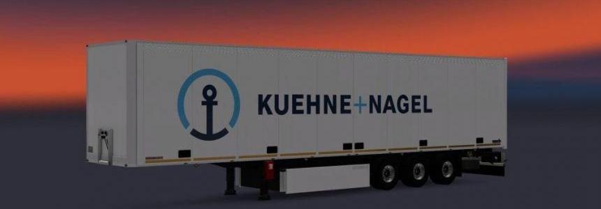 Kuhne + Nagel Schmitz Trailer
