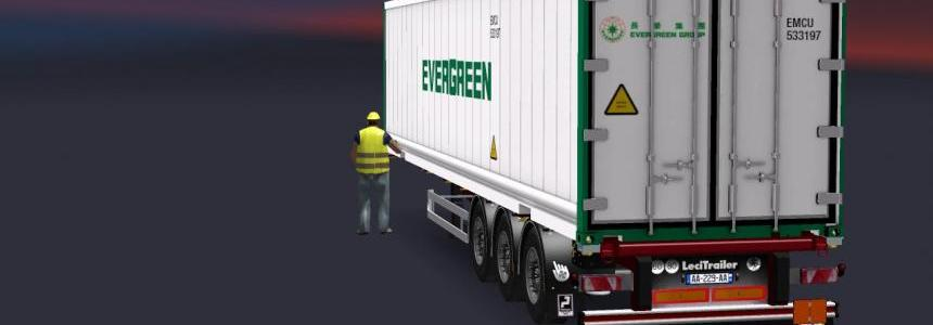 Lecitrailer Container v1.0