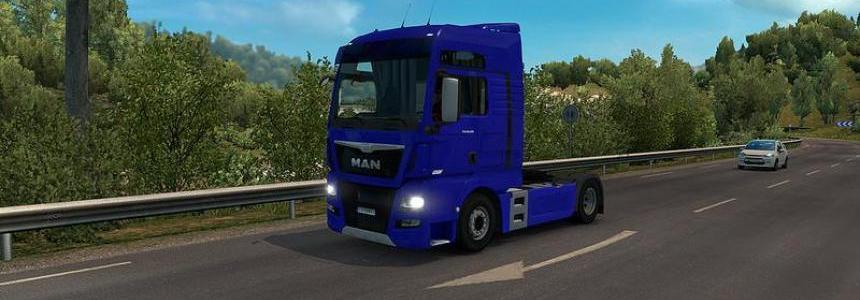 MAN TGX Euro6 v2 v1.27