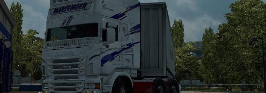 Martemoen Scania RJL Skin