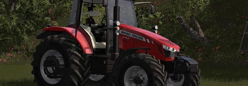 Massey Ferguson 5712 v1.0