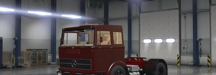 Mercedes LPS 1632 for ATS (1.6)