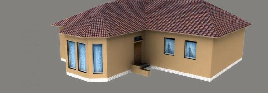 Modern house v1