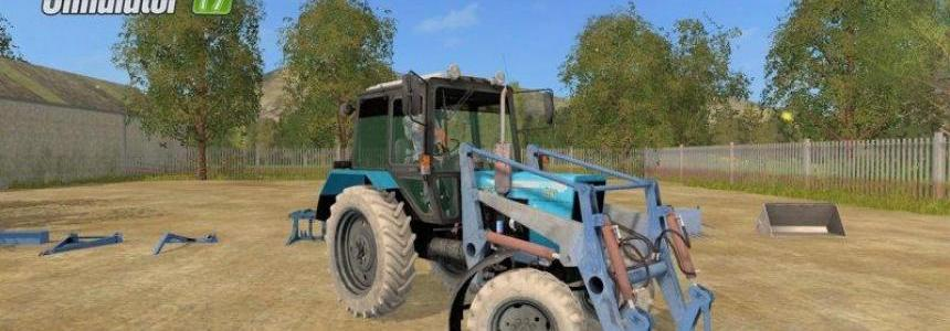MTZ 82 BELARUS FL & implements V1.0