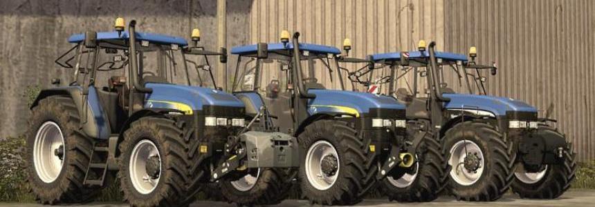 New Holland TM 175/190 v1.0