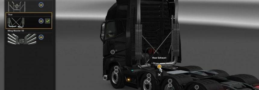 New Volvo FH16 2012 v2.0