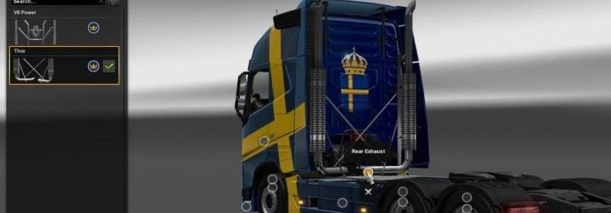 New Volvo FH16 2012 v3.0