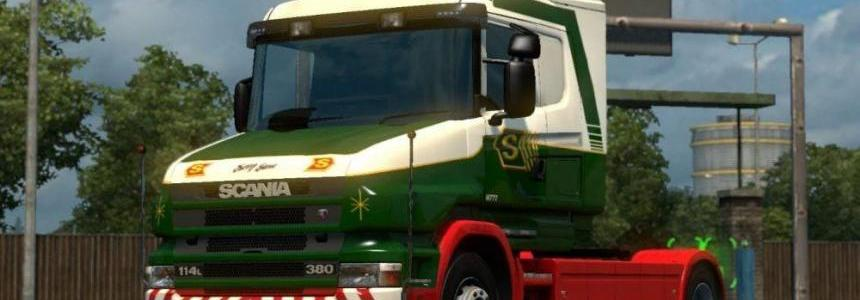 Old Eddie Stobart for Scania T-4 series