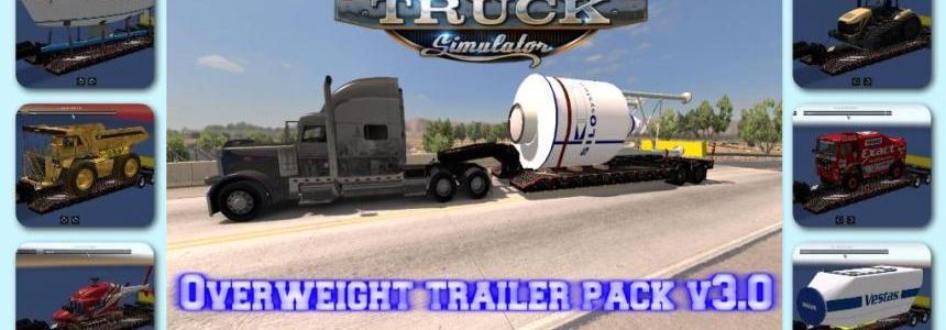 Overweight trailer pack v3.0 1.6